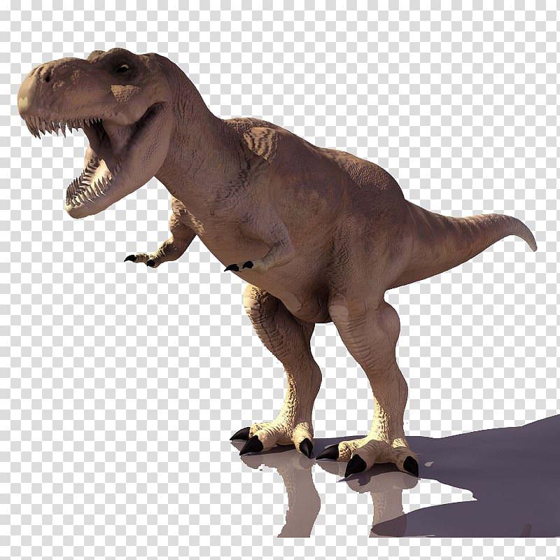 Tyrannosaurus with muscles clipart image stock Combat of Giants: Dinosaurs 3D Tyrannosaurus 3D computer ... image stock