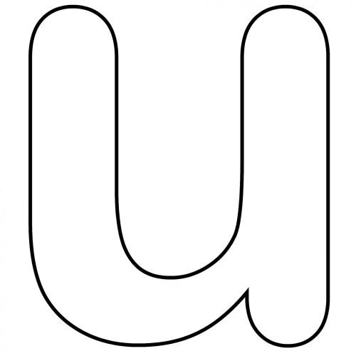 U+- clipart clip art library stock Letter U Clipart – 101 Clip Art – arts and letters clip art library stock