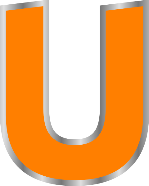 U+- clipart png free library U Clipart - Free Clipart png free library