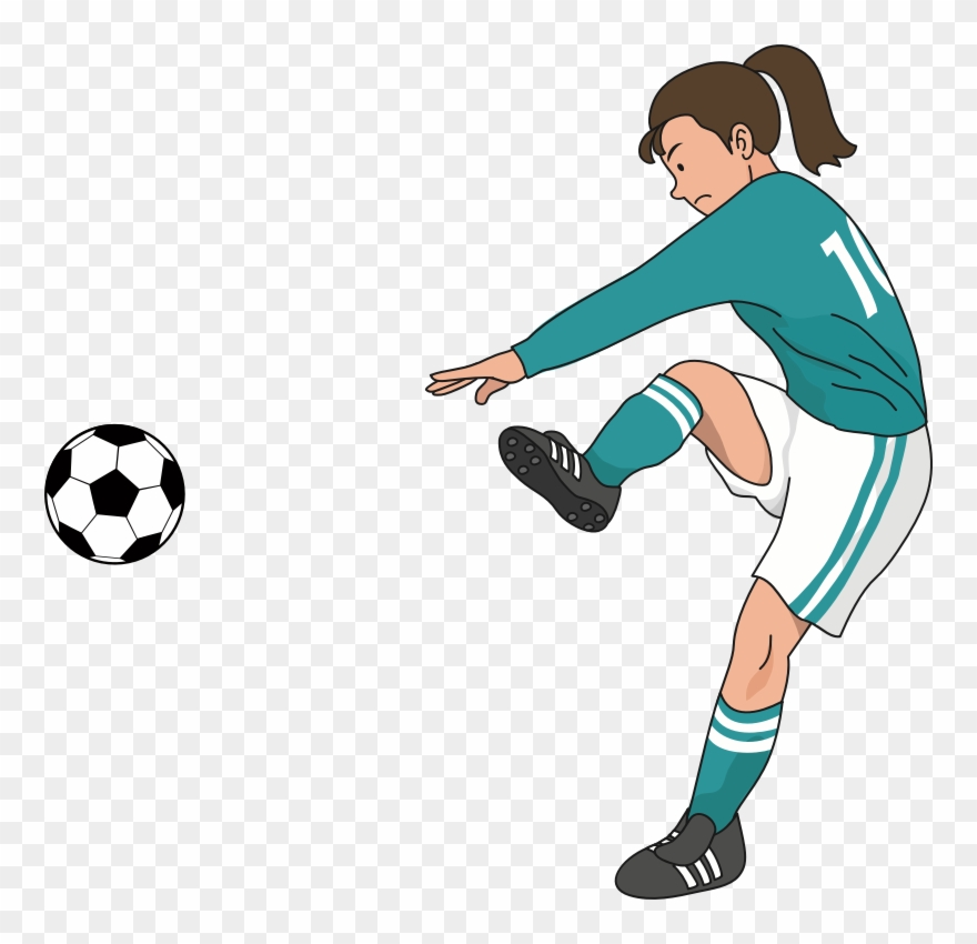 U s a soccer players cliparts vector royalty free stock Clipart Soccer Player 7 Soccer Goal Clip Art Soccer - Png ... vector royalty free stock