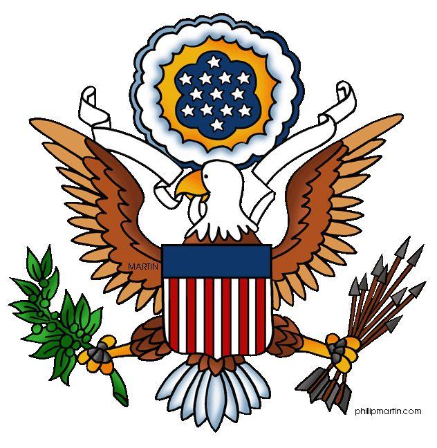 U s symbol clipart svg library American Symbols Clipart | Free download best American ... svg library