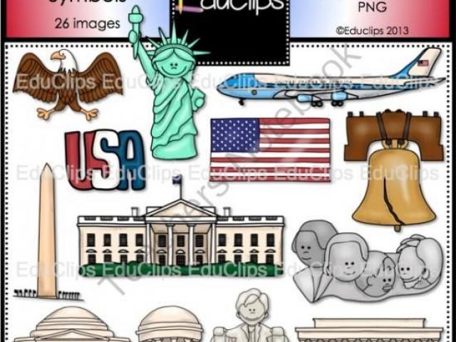 U s symbol clipart clip stock Free America Clipart, Download Free Clip Art on Owips.com clip stock