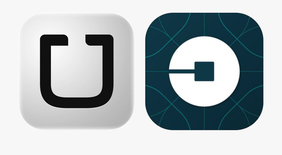 Uber logo clipart banner library download Same Ride New Look The Uber Logo - Old Uber App Design ... banner library download
