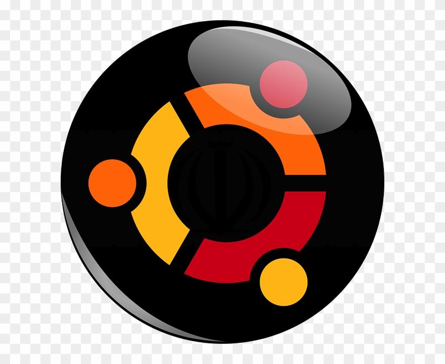 Ubuntu server clipart clip art freeuse stock Dvd Clipart Lambang - Ubuntu Start Button Png Transparent ... clip art freeuse stock