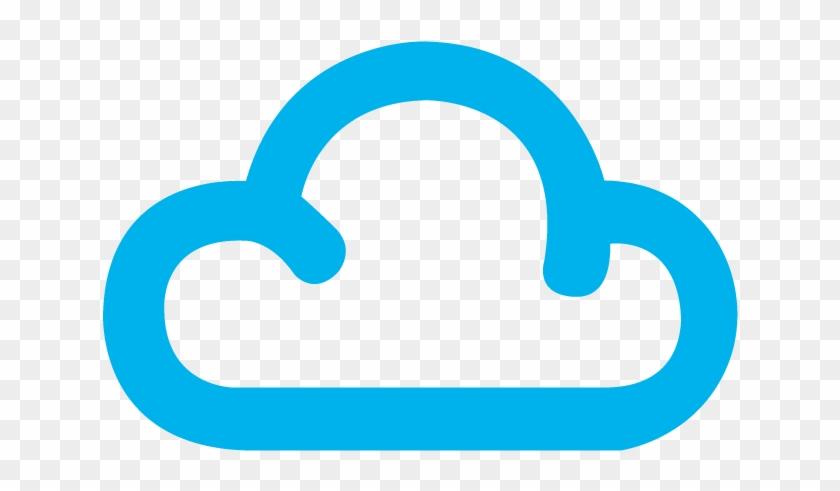 Ucaas clipart png transparent stock Internet Cloud Icon Transparent Clipart - Cloud Transparent ... png transparent stock