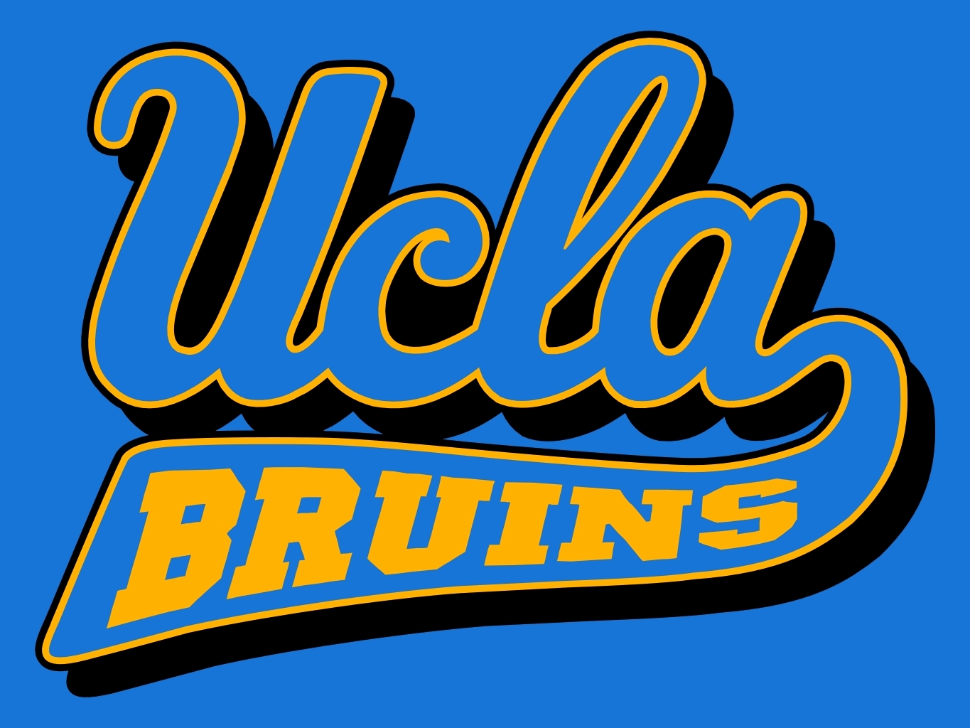 Ucla logo clip art image royalty free library Bruins desktop clipart - ClipartFox image royalty free library
