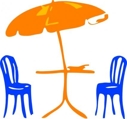 Ucretsiz clipart svg royalty free download Seats With Umbrella clip art klip sanatlar, ücretsiz clipart ... svg royalty free download