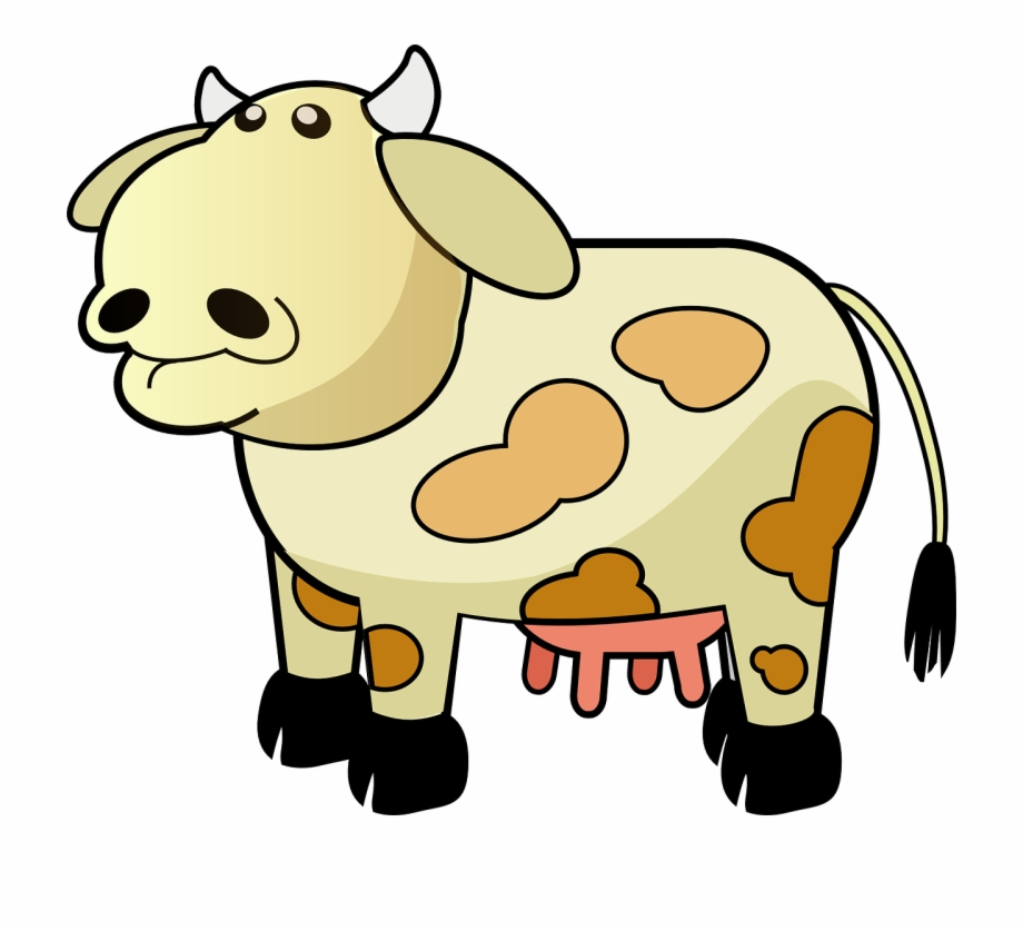Udders clipart jpg stock Cow Dairy Farm Udders Cattle Png Image - Cow Clip Art Free ... jpg stock