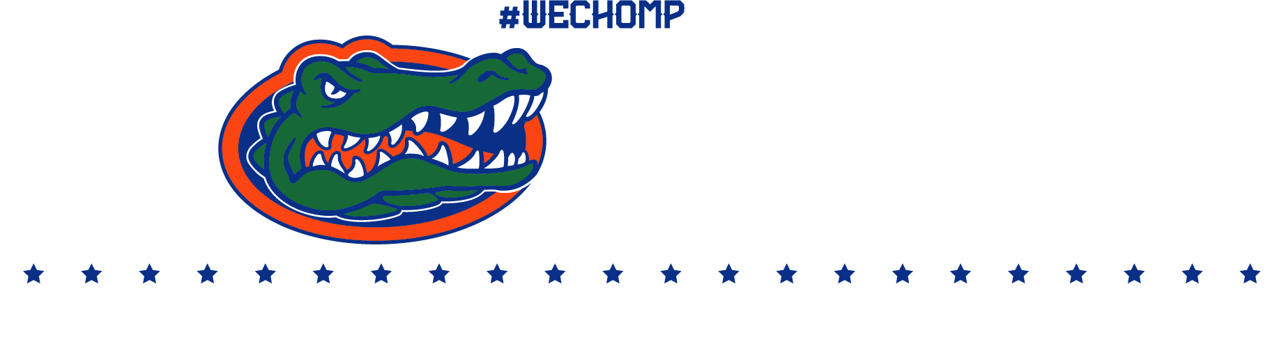 Uf football clipart vector library stock WeChomp in CHOMPVILLE, TEXAS vector library stock