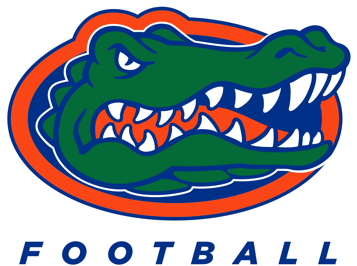 Uf football jersey clipart jpg black and white stock Florida Gators football - Wikipedia jpg black and white stock