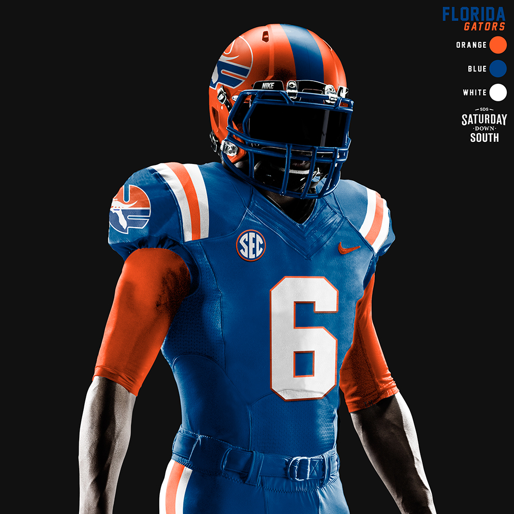 Uf football jersey clipart picture royalty free download Original uniform concepts for the Florida Gators picture royalty free download