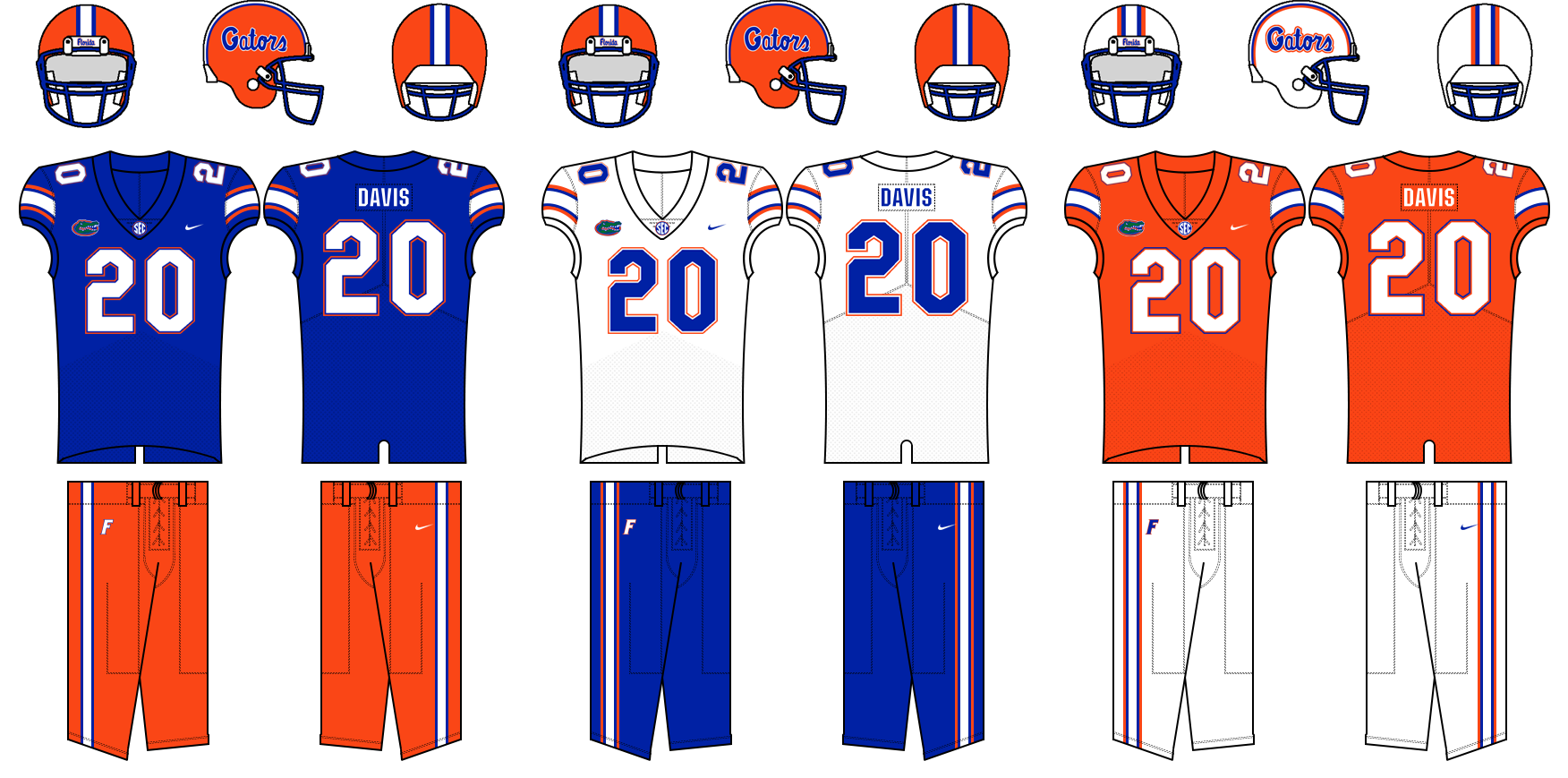 Uf football jersey clipart freeuse download Lights Out\'s NCAA Football: Sun Belt - Concepts - Chris ... freeuse download