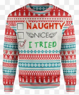 Ugly christmas sweater aqua clipart clip art free stock Crazy Clipart Sweater - Ugly Christmas Sweater Clipart No ... clip art free stock