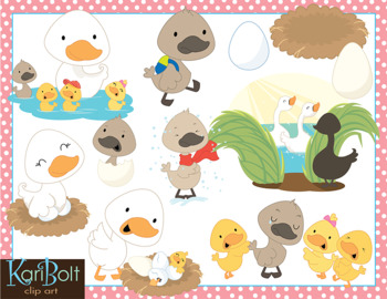 Ugly duckling clipart banner transparent library The Ugly Duckling Clip Art banner transparent library