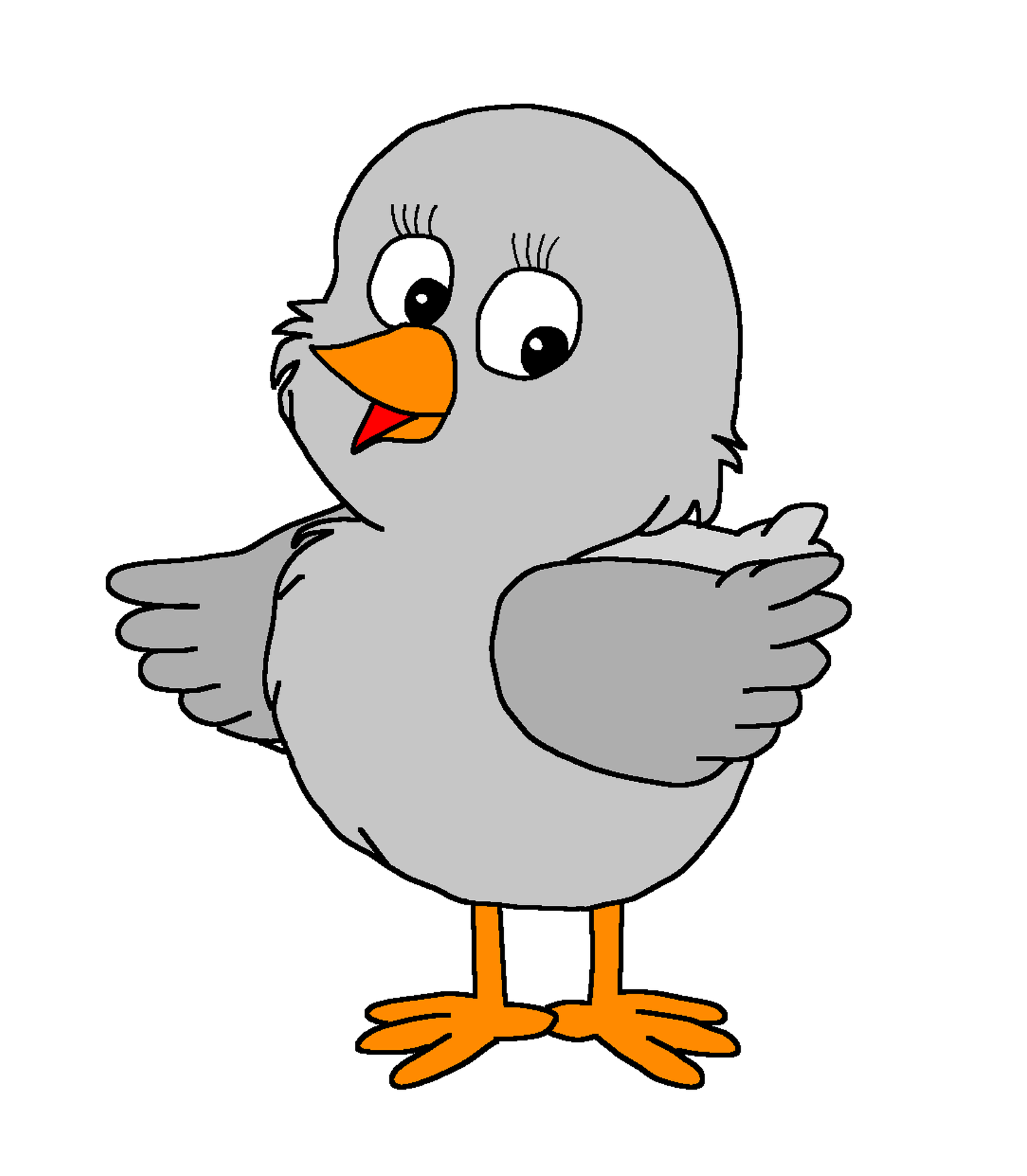 Ugly duckling clipart transparent The Ugly Duckling of the Frequency Spectrum - Audio Issues ... transparent