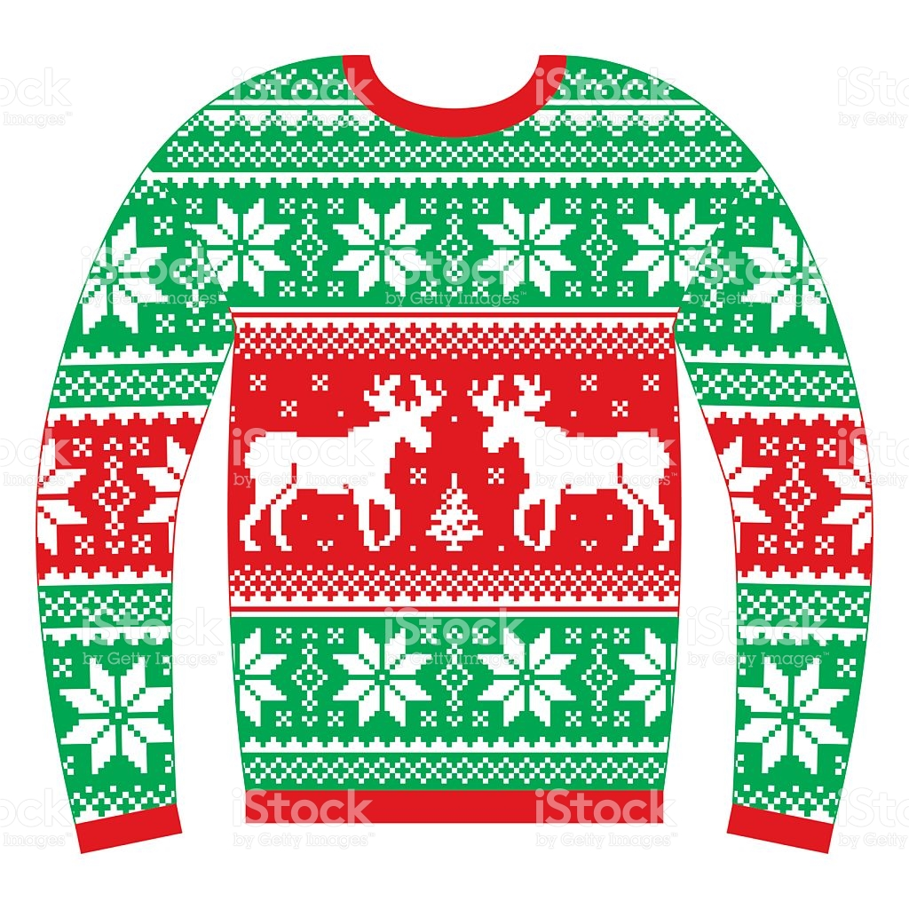 Ugly sweater patterns clipart black and white jpg royalty free Free Ugly Reindeer Cliparts, Download Free Clip Art, Free ... jpg royalty free