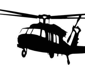 Uh 60 blackhawk clipart svg transparent library Uh60 | Etsy svg transparent library