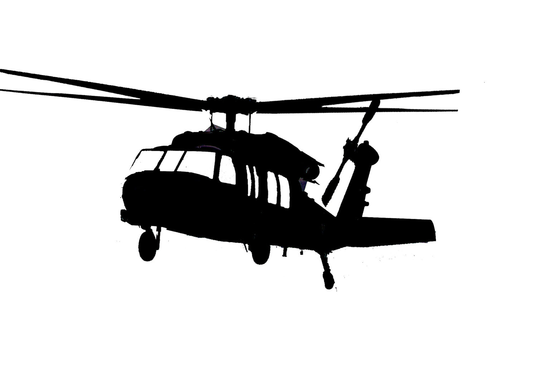 Uh 60 blackhawk clipart black and white stock Uh 60 blackhawk clipart - ClipartFest black and white stock