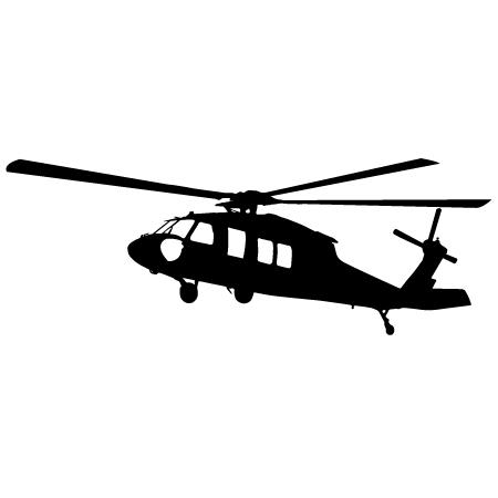 Uh 60 blackhawk clipart png download UH-60 Blackhawk Silhouette | Clipart Panda - Free Clipart Images png download