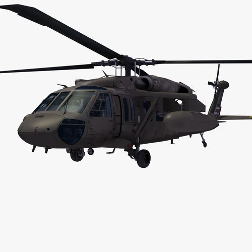 Uh 60 clipart png transparent UH60 Blackhawk Helicopter 3D Model MAX OBJ 3DS FBX LWO LW LWS HRC ... png transparent