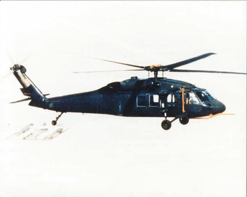 Uh 60 clipart picture free library UH-60 Black Hawk - Military Aircraft picture free library