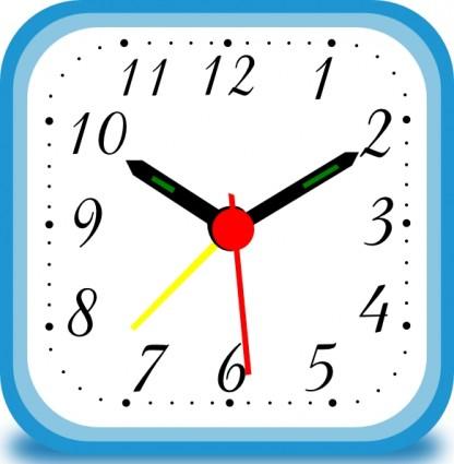 Uhr clipart kostenlos png transparent stock Clipart wecker kostenlos - ClipartFest png transparent stock