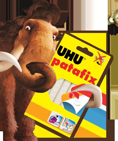 Uhu kleber clipart clipart freeuse stock UHU Back To School promotion clipart freeuse stock