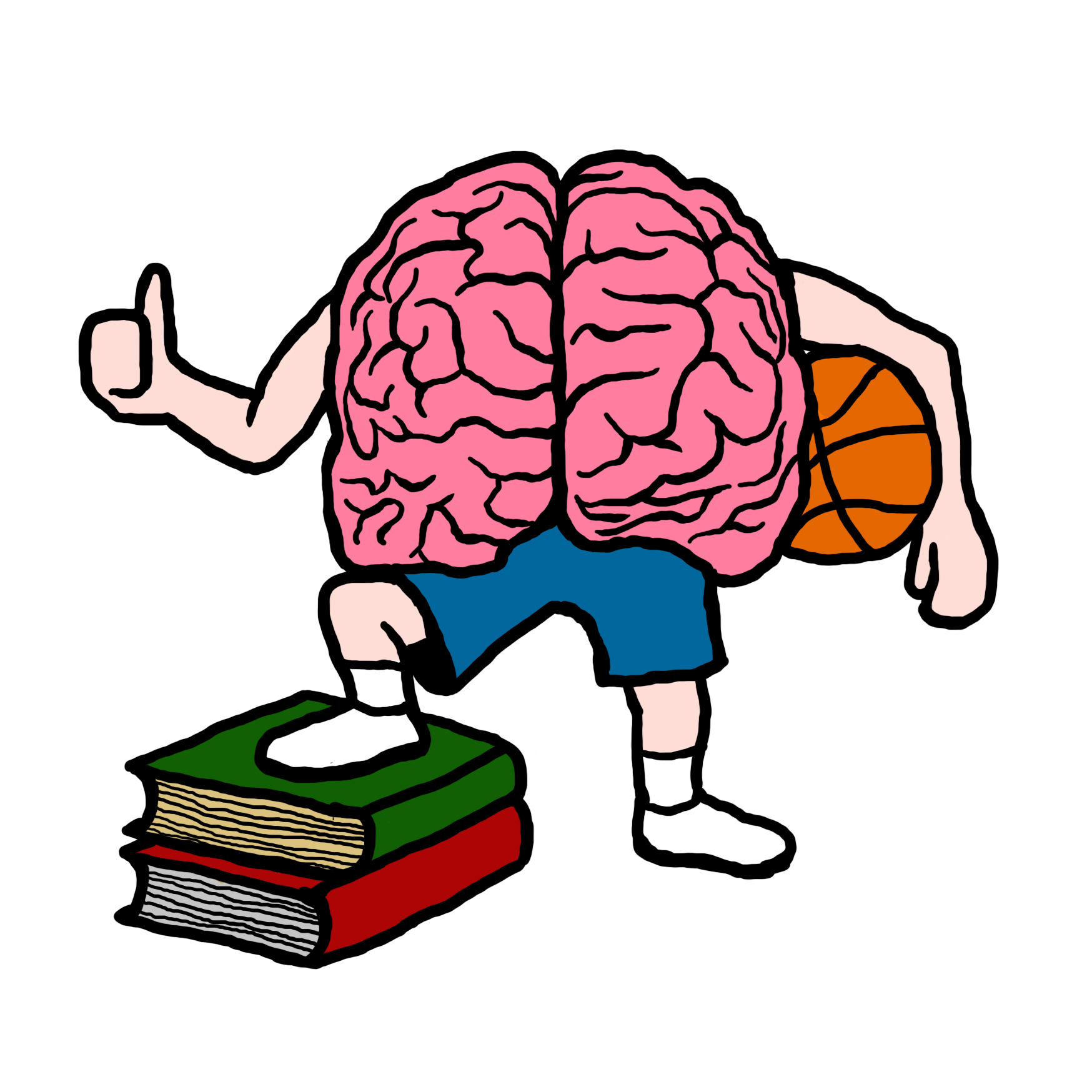 Uk basketball clipart clip art free download Brain Basketball - Power of PE   Stoke-on-Trent clip art free download