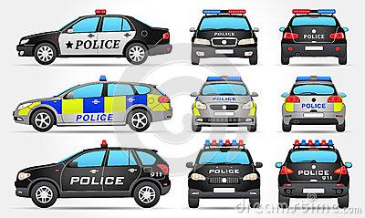 Uk police car clipart clipart transparent download UK Policeman - Hi Vis Stock Illustration - Image: 55137850 clipart transparent download