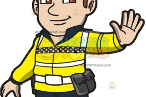 Uk policeman clipart svg royalty free library British police officer clipart 4 » Clipart Station svg royalty free library