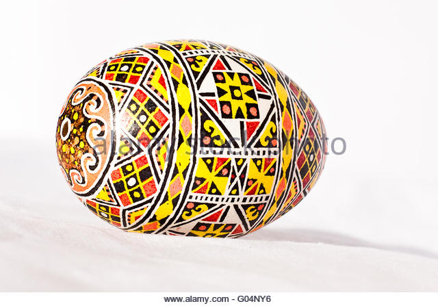 Ukranian easter egg clipart image black and white library Ukrainian Easter Egg Stock Photos & Ukrainian Easter Egg Stock ... image black and white library