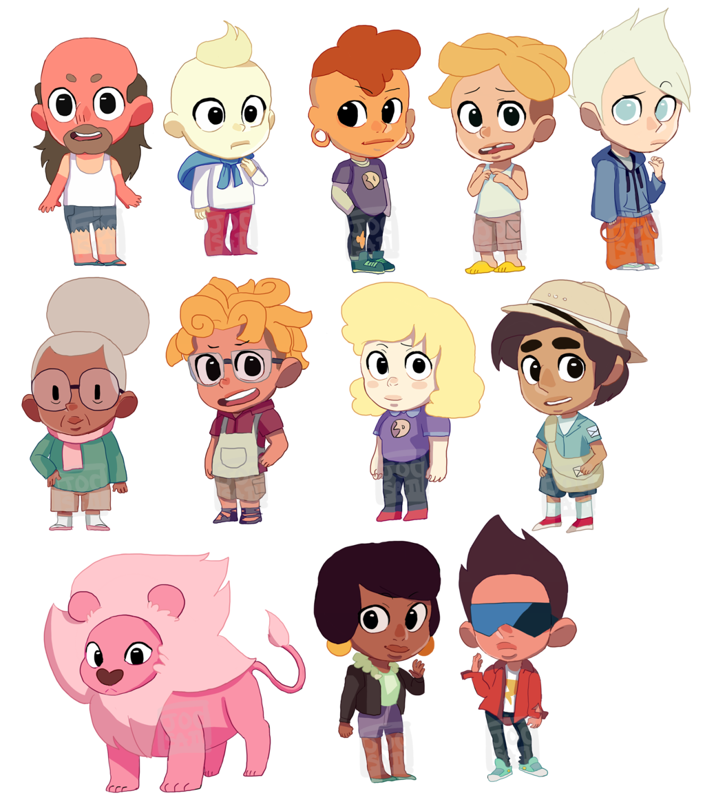 Ukulele anime rock star scientists clipart svg transparent stock Little Humans. Steven Universe. Greg. Onion. Lars. Peedee. Nanafrow ... svg transparent stock