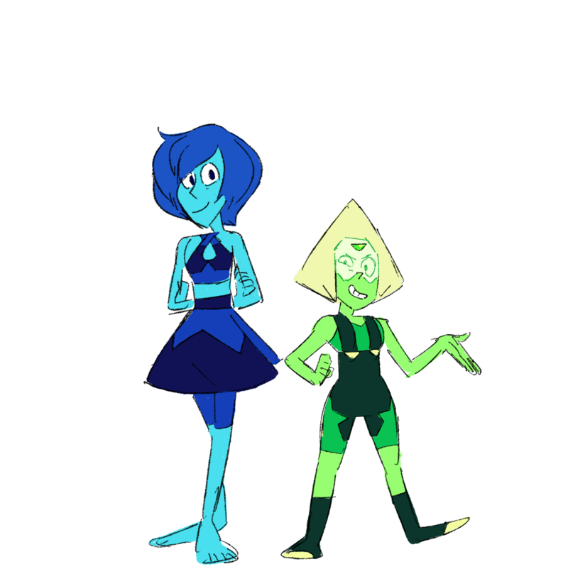 Ukulele anime rock star scientists clipart svg royalty free stock Next Gen Lapis and Peridot by Gaartes | Steven universe | Pinterest ... svg royalty free stock