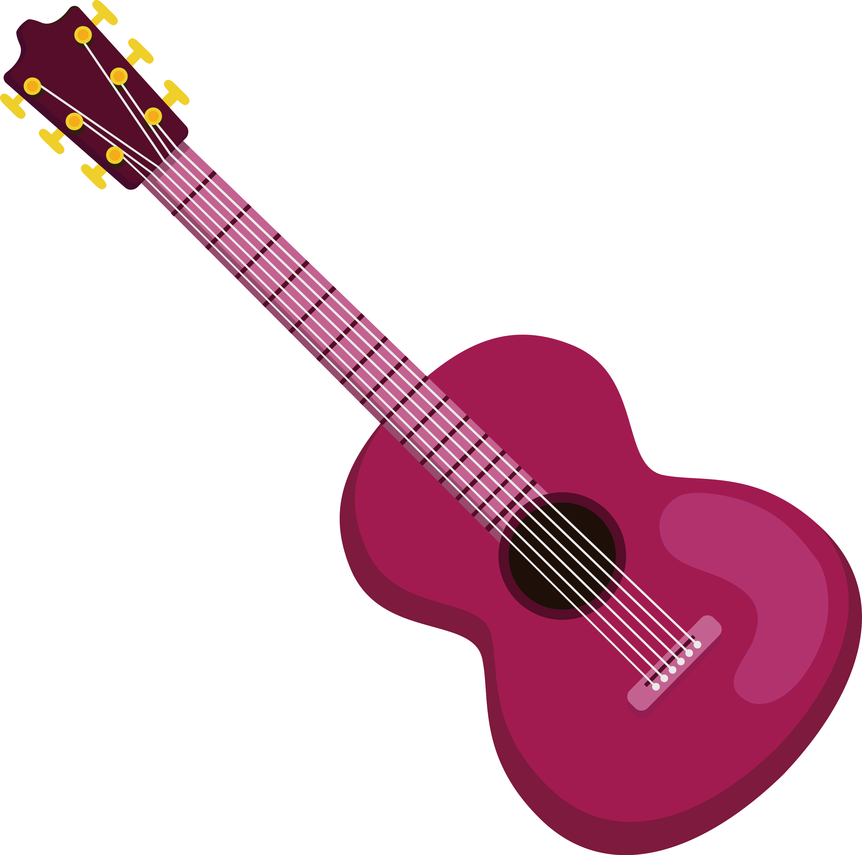 Ukulele clipart vector clip art freeuse stock Download Tiple Electric Ukulele Guitar Vector J-45 Acoustic ... clip art freeuse stock