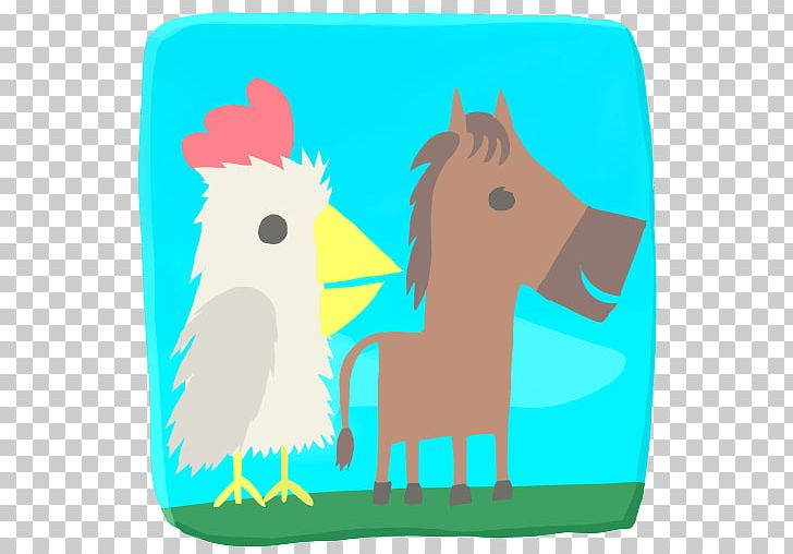 Ultimate chicken horse clipart characters vector free stock Ultimate Chicken Horse Broadsword: Age Of Chivalry V2 Q*Bert ... vector free stock