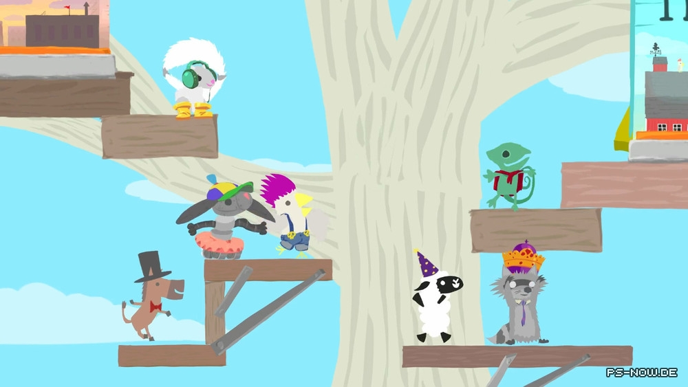 Ultimate chicken horse clipart characters png royalty free stock Ultimate Chicken Horse (PSN) Review - PS-NOW.de png royalty free stock