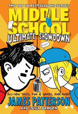 Ultimate showdown clipart banner free library Book Reviews for Middle School: Ultimate Showdown: (Middle ... banner free library