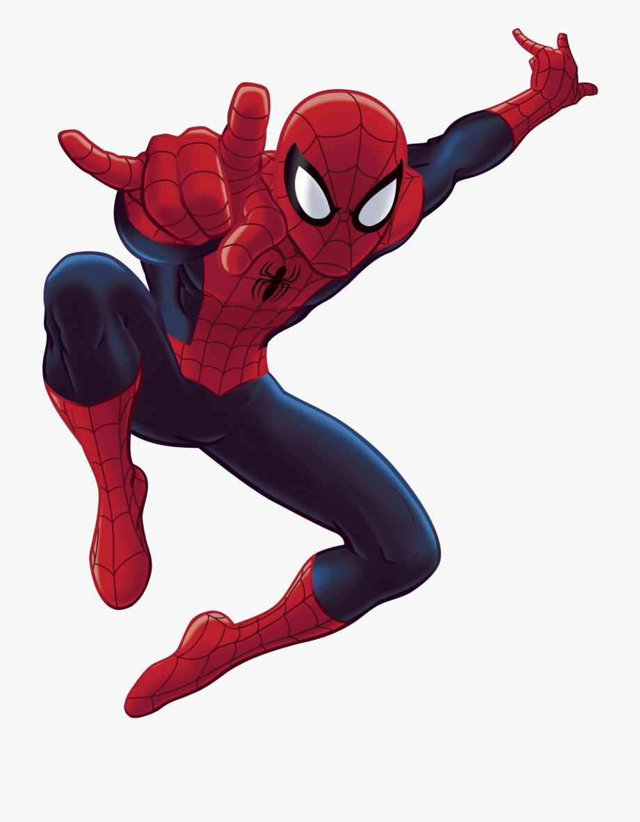Ultimate spiderman clipart png free library Ultimate Spiderman #365103 - Free Cliparts on ClipartWiki png free library