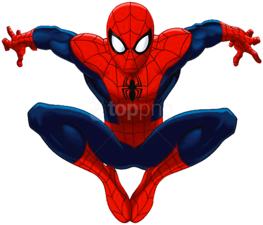 Ultimate spiderman clipart clipart freeuse Download Ultimate Spiderman Clipart Png Photo TOPpng Basic ... clipart freeuse