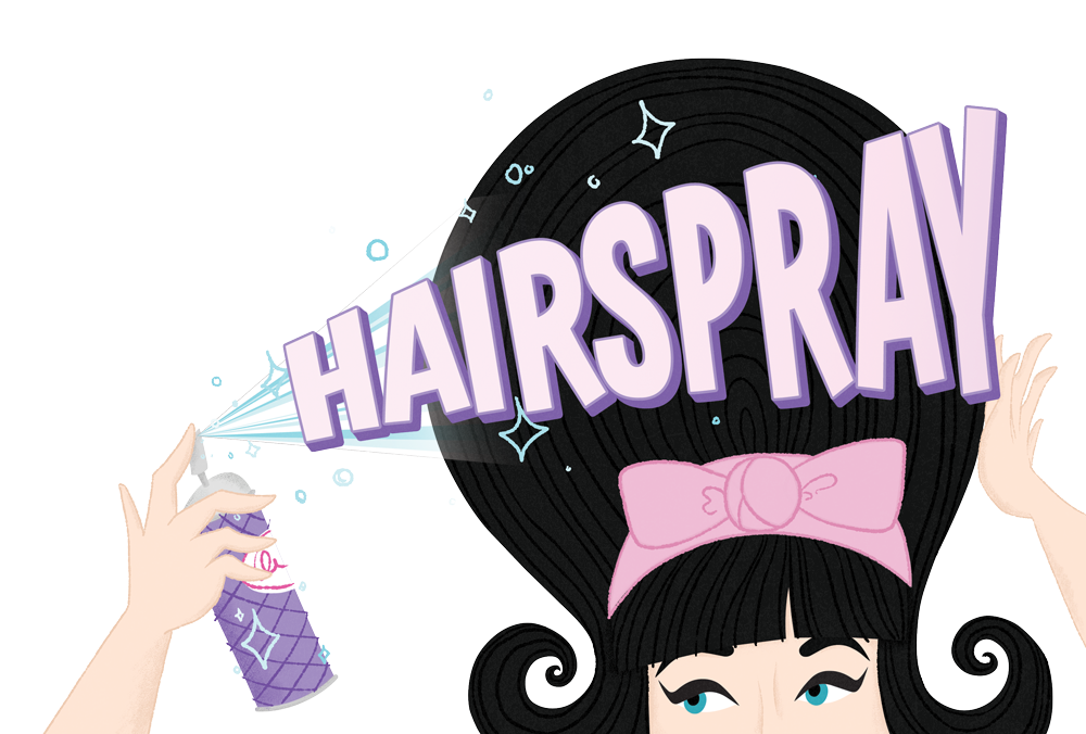Ultra clutch hairspray clipart graphic free Hairspray Clip Art (106+ images in Collection) Page 3 graphic free