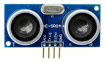 Ultrasonic sensor clipart clip art black and white stock Arduino : Reviewing the HC-SR04 ultrasonic sensor clip art black and white stock