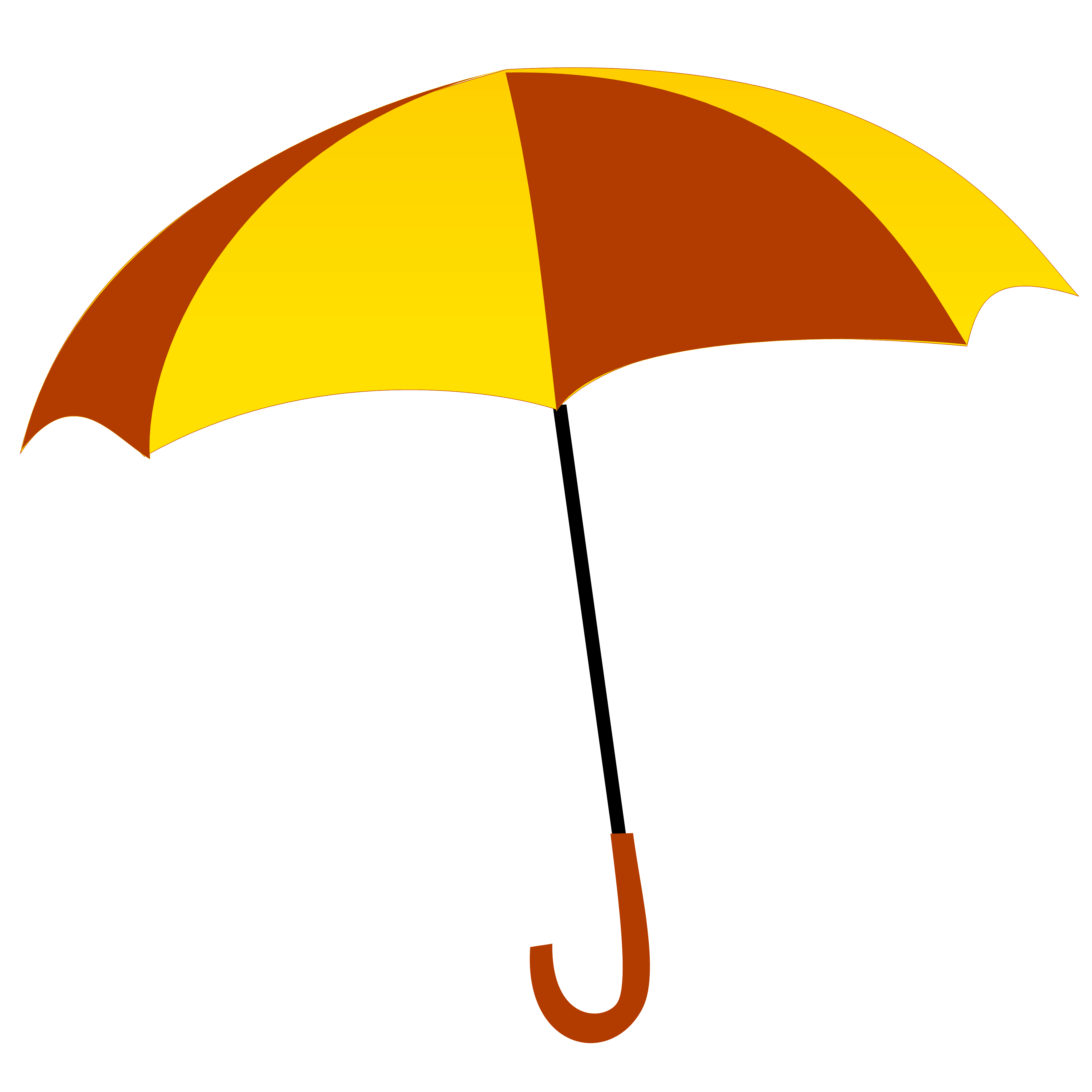 Umbreala clipart clipart royalty free library Umbrella Clipart PNG Image - PurePNG | Free transparent CC0 ... clipart royalty free library