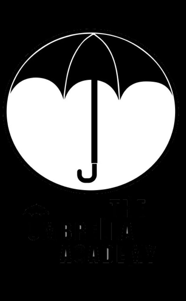 Umbrella academy clipart