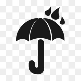 Umbrella and rain clipart vector image stock Free download Umbrella Rain Clip art - rain vector png. image stock