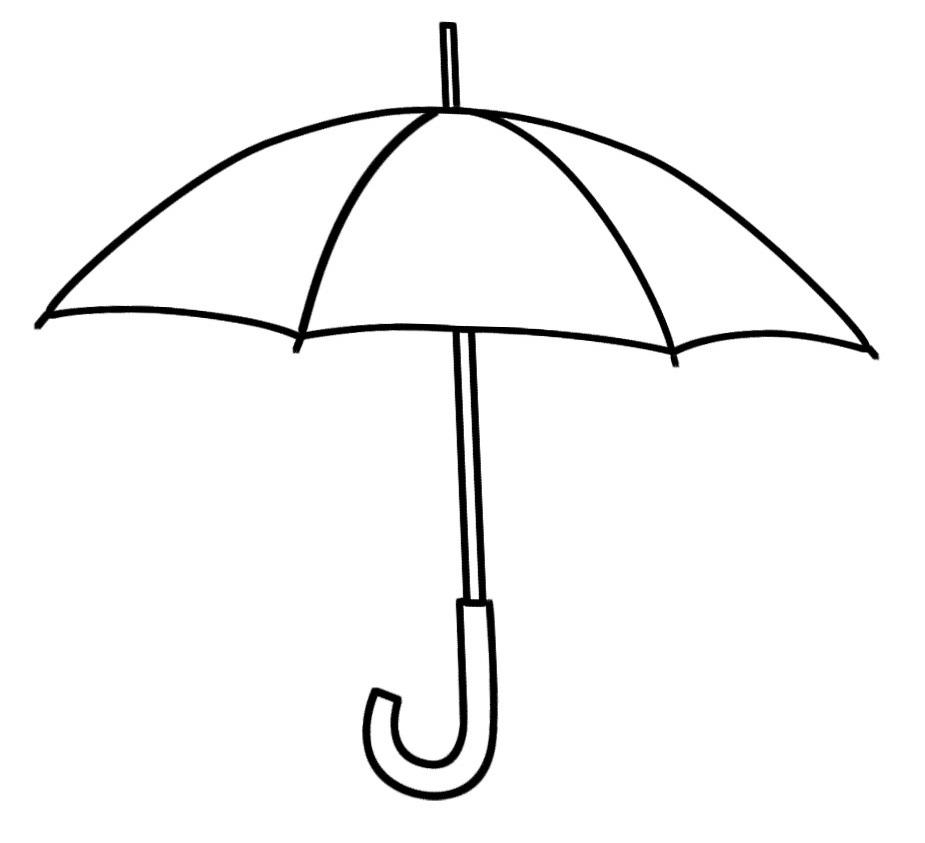 Umbrella clipart bblack and white clip freeuse Umbrella black and white umbrella clipart black and white ... clip freeuse