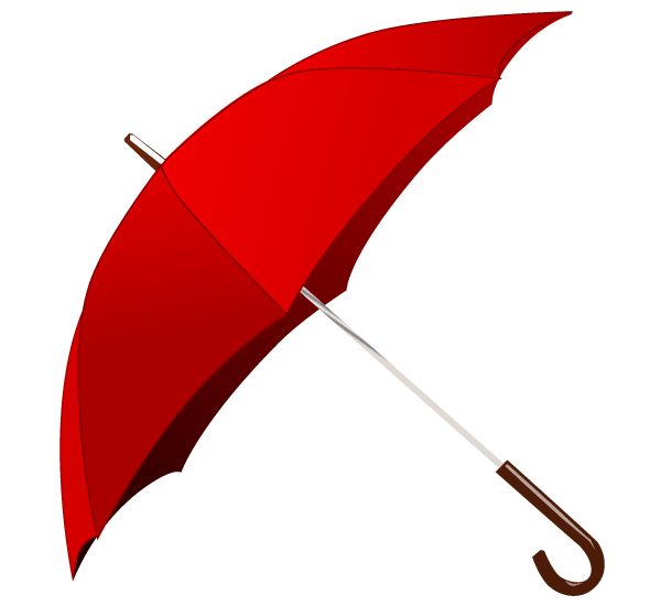 Umbrella clipart hd picture royalty free download Free Red Umbrella Clip Art picture royalty free download