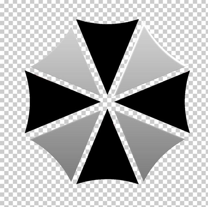 Umbrella corporation clipart clip black and white Umbrella Corps Resident Evil Umbrella Corporation Logo PNG ... clip black and white