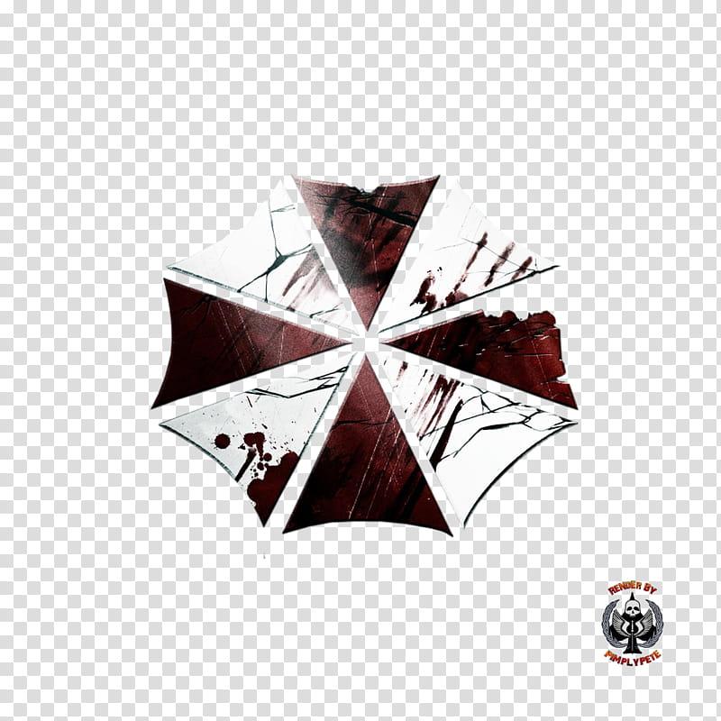 Umbrella corporation clipart clipart library Umbrella Corporation Logo, brown and white pattern art ... clipart library