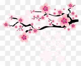 Ume flowers clipart clip royalty free download Free PNG Japanese Cherry Blossom Clip Art Download - PinClipart clip royalty free download