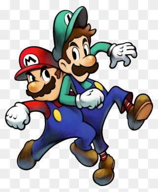 Unbeatable clipart clip art library download Unbeatable Duo Mario And Luigi Db Dokfanbattle Wiki - Mario ... clip art library download